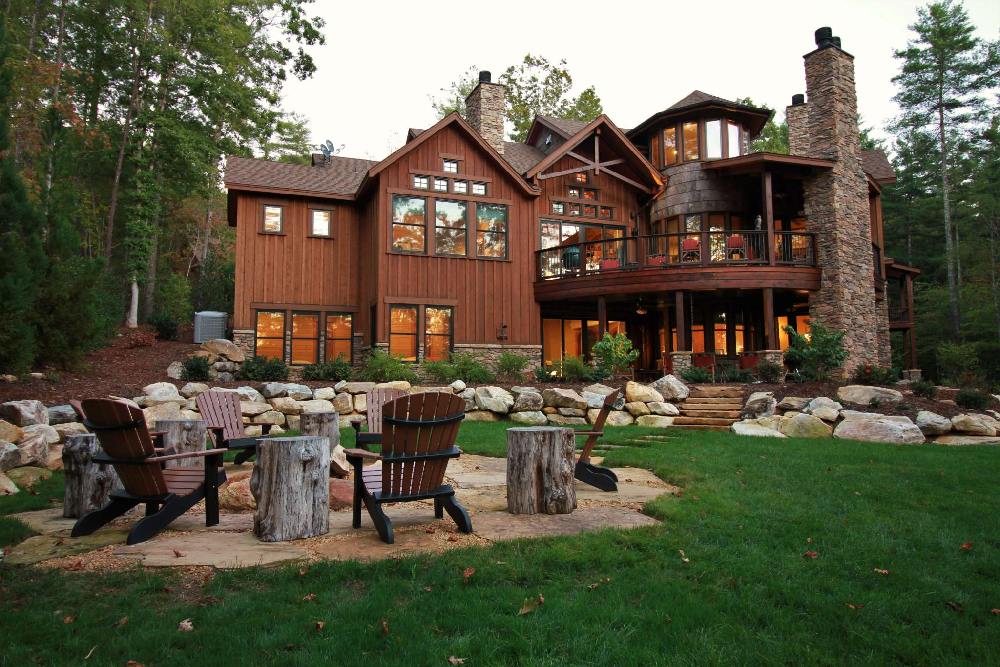 Lake James Custom Homes I Experienced Green Builders | Build your